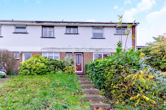Thumbnail Semi-detached house to rent in Rye Close, Park Barn, Guildford