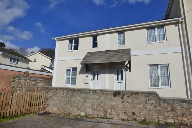 Thumbnail End terrace house for sale in Barewell Road, Torquay