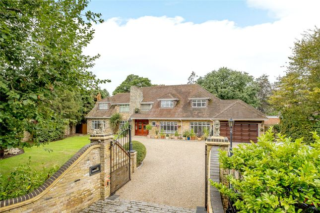 Thumbnail Detached house to rent in St. Leonards Hill, Windsor, Berkshire