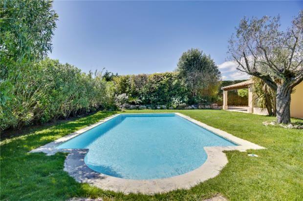 Swimming Pool of Saint-Tropez, Var Coast, French Riviera, 83990