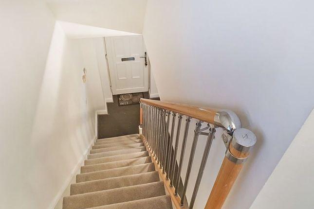 Stairway of Silverdale Close, Bury BL9