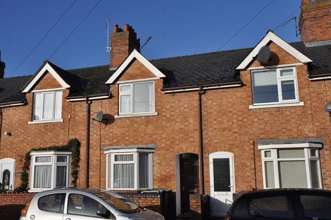 3 bed terraced house for sale in Coronation Street, Evesham