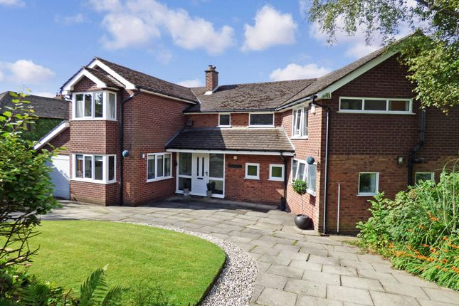 Thumbnail Detached house for sale in Fletcher Drive, Disley, Stockport