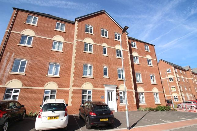 Thumbnail Flat to rent in Marianne Mcnamara House, Anderson Grove, Lysaght Village