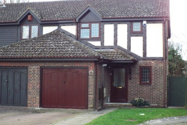 Thumbnail Property to rent in Gleneagles Drive, Maidstone