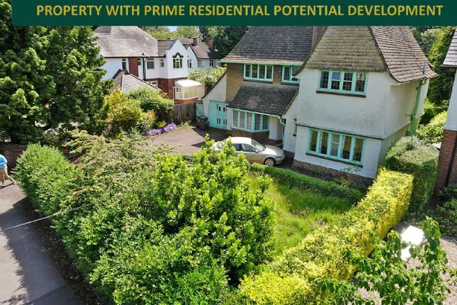 Thumbnail Detached house for sale in Knighton Road, Stoneygate, Leicester