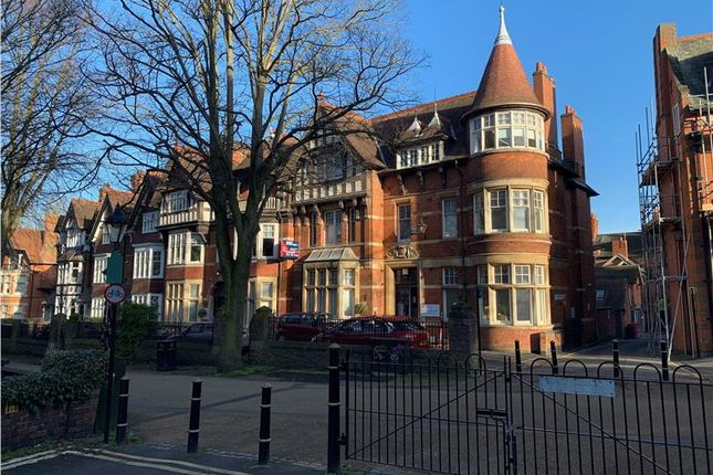Thumbnail Office for sale in 152-154 Upper New Walk, Leicester, Leicester, Leicestershire