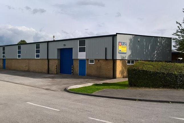Thumbnail Warehouse to let in Unit 5 Goldthorpe Industrial Estate, Commercial Road, Rotherham, South Yorkshire
