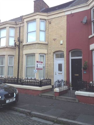 Thumbnail Shared accommodation to rent in Adelaide Road, Kensington, Liverpool