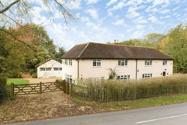 Thumbnail Detached house for sale in Southill Road, Old Warden, Biggleswade, Bedfordshire