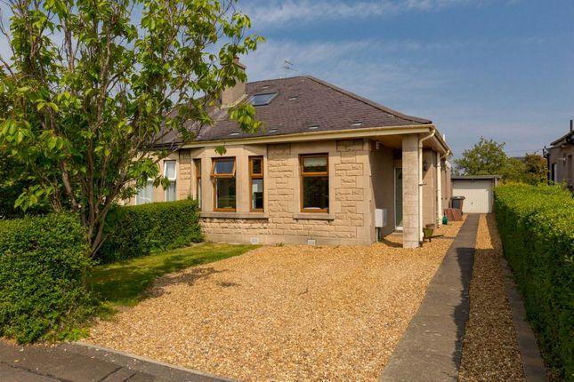 Thumbnail Semi-detached bungalow for sale in 5A Craigcrook Square, Blackhall, Edinburgh
