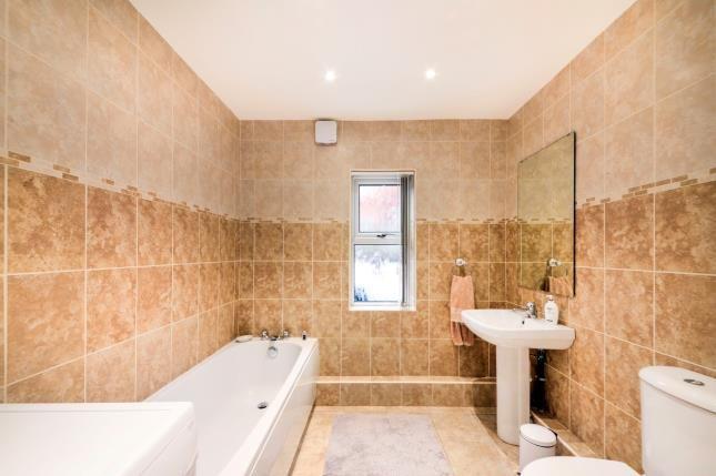 Bathroom of Chatsworth Terrace, Newstead Village, Nottingham, Nottinghamshire NG15