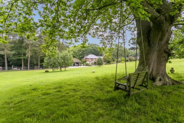 Front of Hanging Birch Lane, Horam, Heathfield, East Sussex TN21