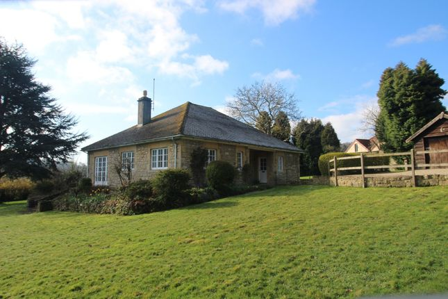 Thumbnail Detached bungalow to rent in Monkton Combe, Bath