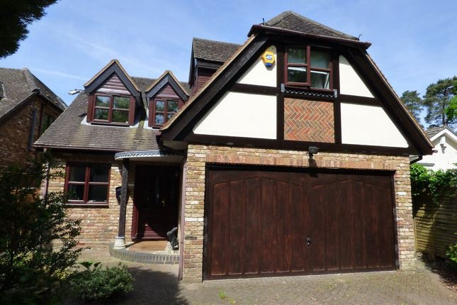 Thumbnail Property to rent in Finchampstead Road, Finchampstead, Wokingham