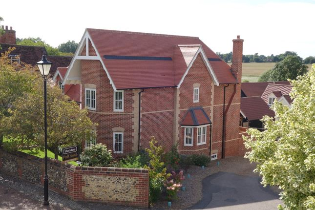 Thumbnail Detached house for sale in Maypole Meadow, Rickinghall, Diss