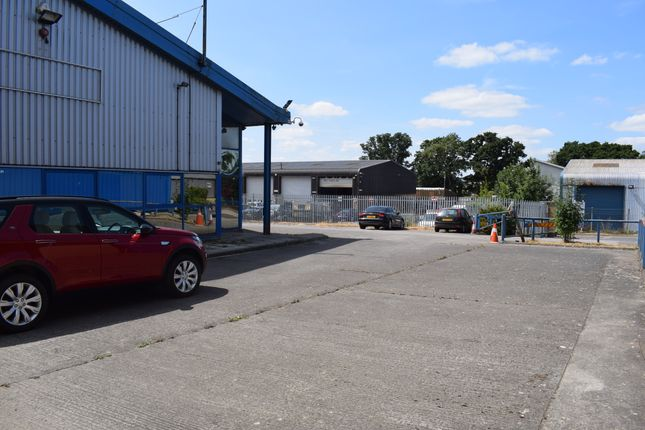 Thumbnail Industrial to let in 5 Artillery Road, Lufton Trading Estate Yeovil