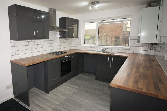 3 bed terraced house to rent in Earsdon Close, Newcastle Upon Tyne