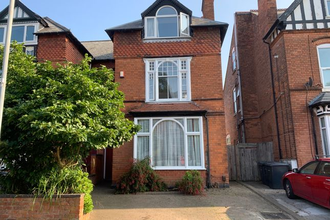 Thumbnail Semi-detached house for sale in Woodstock Road, Moseley, Birmingham
