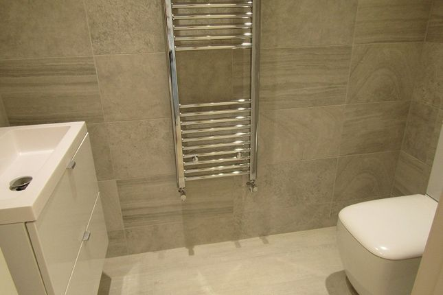 Cloakroom/W.C. of Plot 2 The Willows, Bryn Road, Loughor, Swansea, City And County Of Swansea. SA4