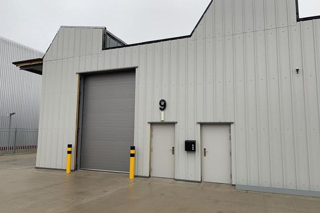 Thumbnail Light industrial to let in Unit 9, Kenrich Business Park, Elizabeth Way, Harlow