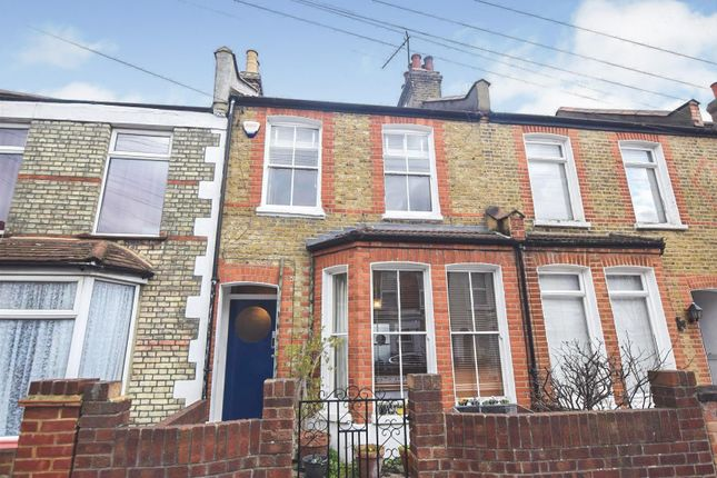 Thumbnail Property to rent in Briscoe Road, Colliers Wood, London