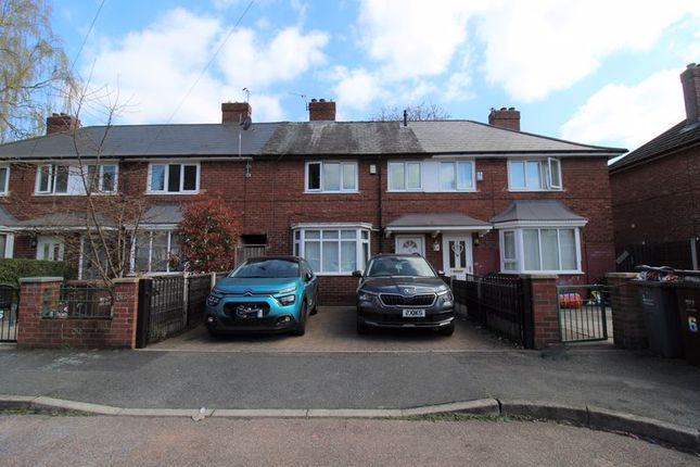 Thumbnail Terraced house for sale in Coney Grove, Wythenshawe, Manchester