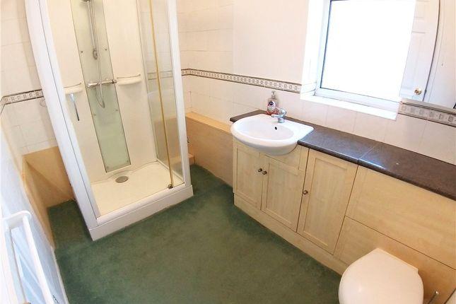 Shower Room of Stewart Close, Spondon, Derby DE21