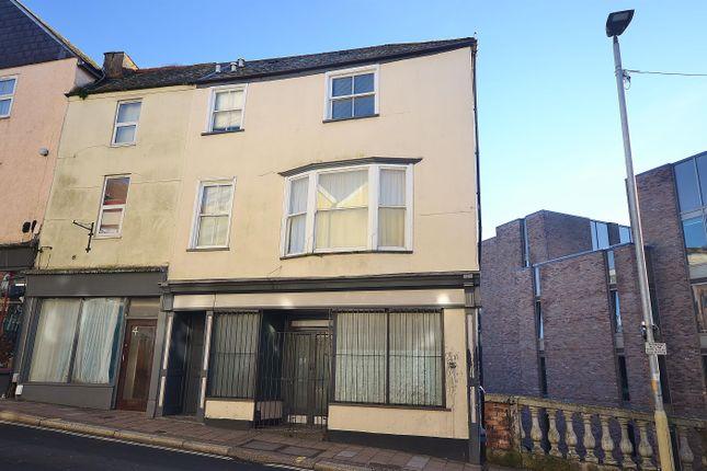 Front of New Bridge Street, Exeter EX4