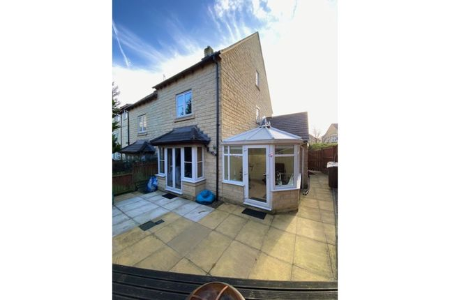 Rear Garden of Middlefield Court, East Morton, Keighley BD20