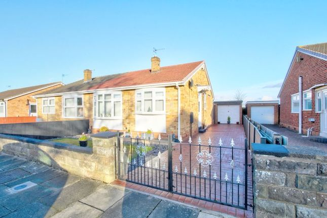 2 bed semi-detached bungalow for sale in Middleton Avenue, Thornaby, Stockton-On-Tees TS17