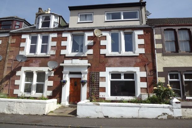 Thumbnail Flat to rent in Nelson Street, Largs