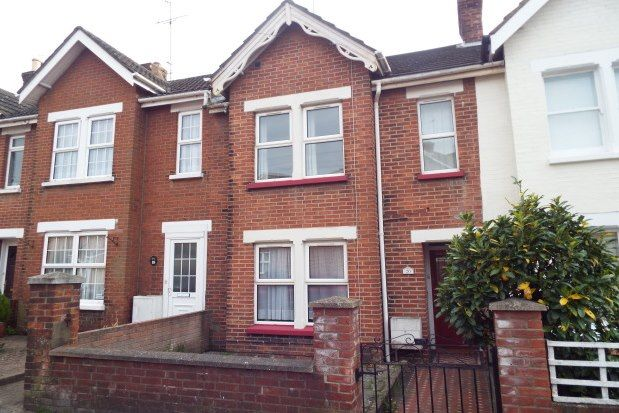 Thumbnail Terraced house to rent in Heckford Road, Poole