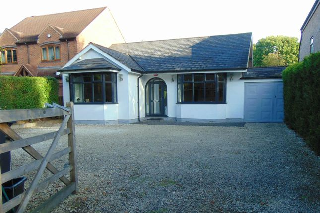 Thumbnail Detached house for sale in Houndsfield Lane, Shirley, Solihull