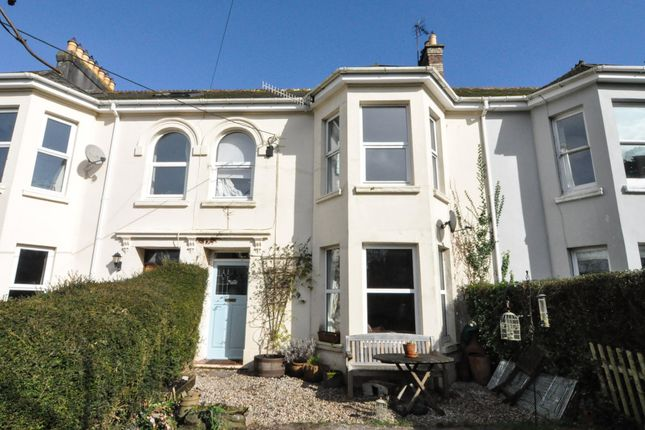 Thumbnail Terraced house for sale in Springfield Road, South Brent, Devon