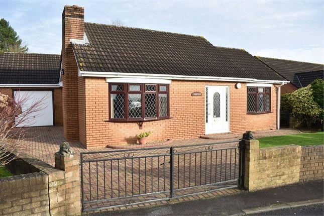 Thumbnail Detached bungalow for sale in Kirrlach Close, Caldicot
