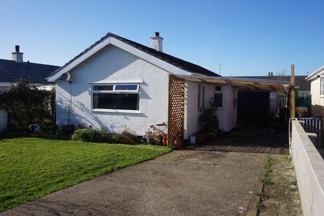Thumbnail Detached bungalow for sale in Nant Y Felin, Pentraeth