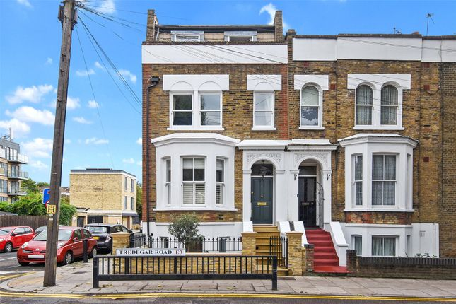 Thumbnail End terrace house for sale in Tredegar Road, Bow, London