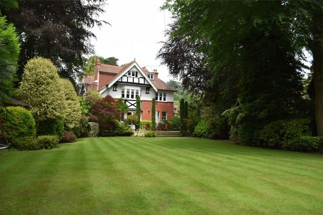 Thumbnail Detached house for sale in Waverley Drive, Camberley, Surrey