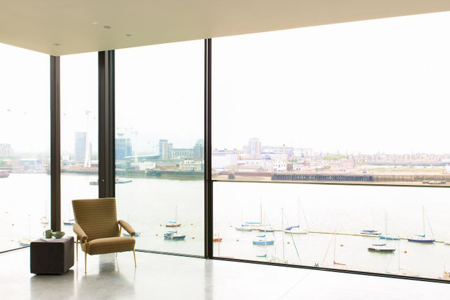 Thumbnail Duplex for sale in Tidemill Square, London