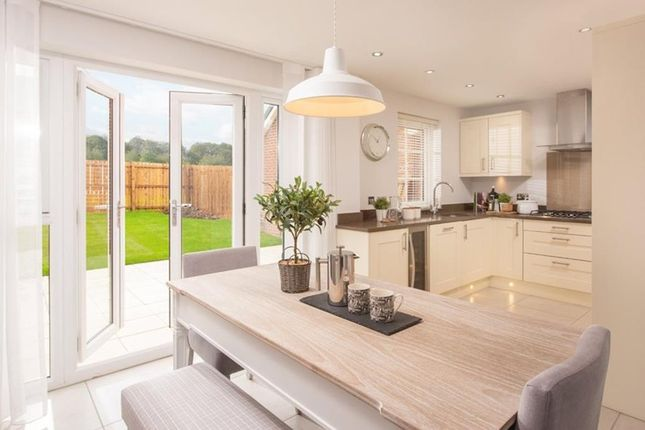 "Thumbnail Detached house for sale in ""Ripon"" at Bankwood Crescent, New Rossington, Doncaster"