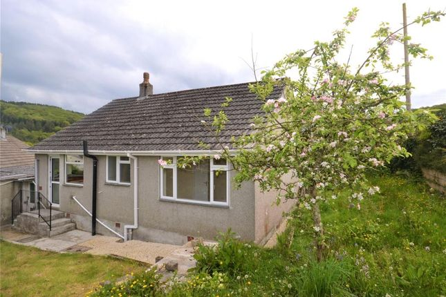 Thumbnail Detached bungalow for sale in Bealswood Close, Gunnislake, Cornwall