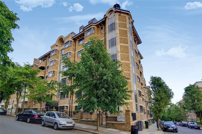 Thumbnail Flat for sale in St Edmund's Terrace, St John's Wood, London