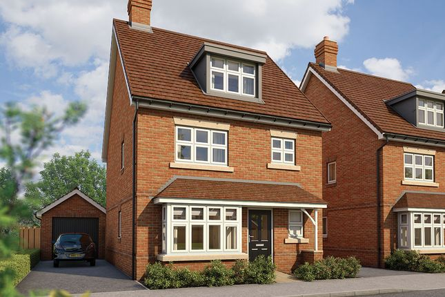 """Thumbnail Detached house for sale in """"The Willow"""" at Old Broyle Road, West Broyle, Chichester"""
