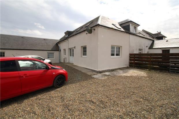Thumbnail Bungalow to rent in Ramageton Cottage, Hurlford, Kilmarnock, East Ayrshire