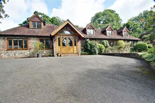 Thumbnail Detached house to rent in Roundwood Rucklers Lane, Kings Langley