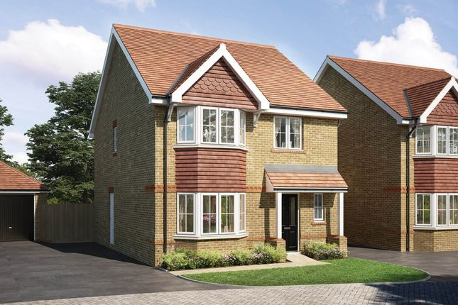 Thumbnail Detached house for sale in Forest Chase, Moulsham Lane, Yateley