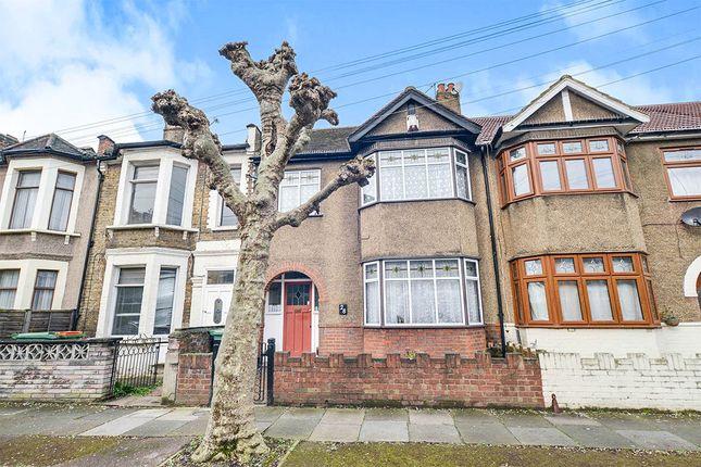 Thumbnail Terraced house for sale in Park Grove, London