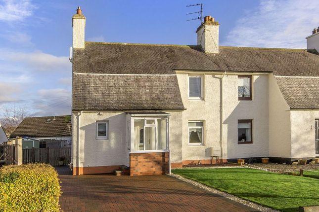 Thumbnail Semi-detached house for sale in 17 Douglas Crescent, Bonnyrigg