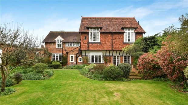 Thumbnail Detached house for sale in Britwell Road, Burnham, Slough